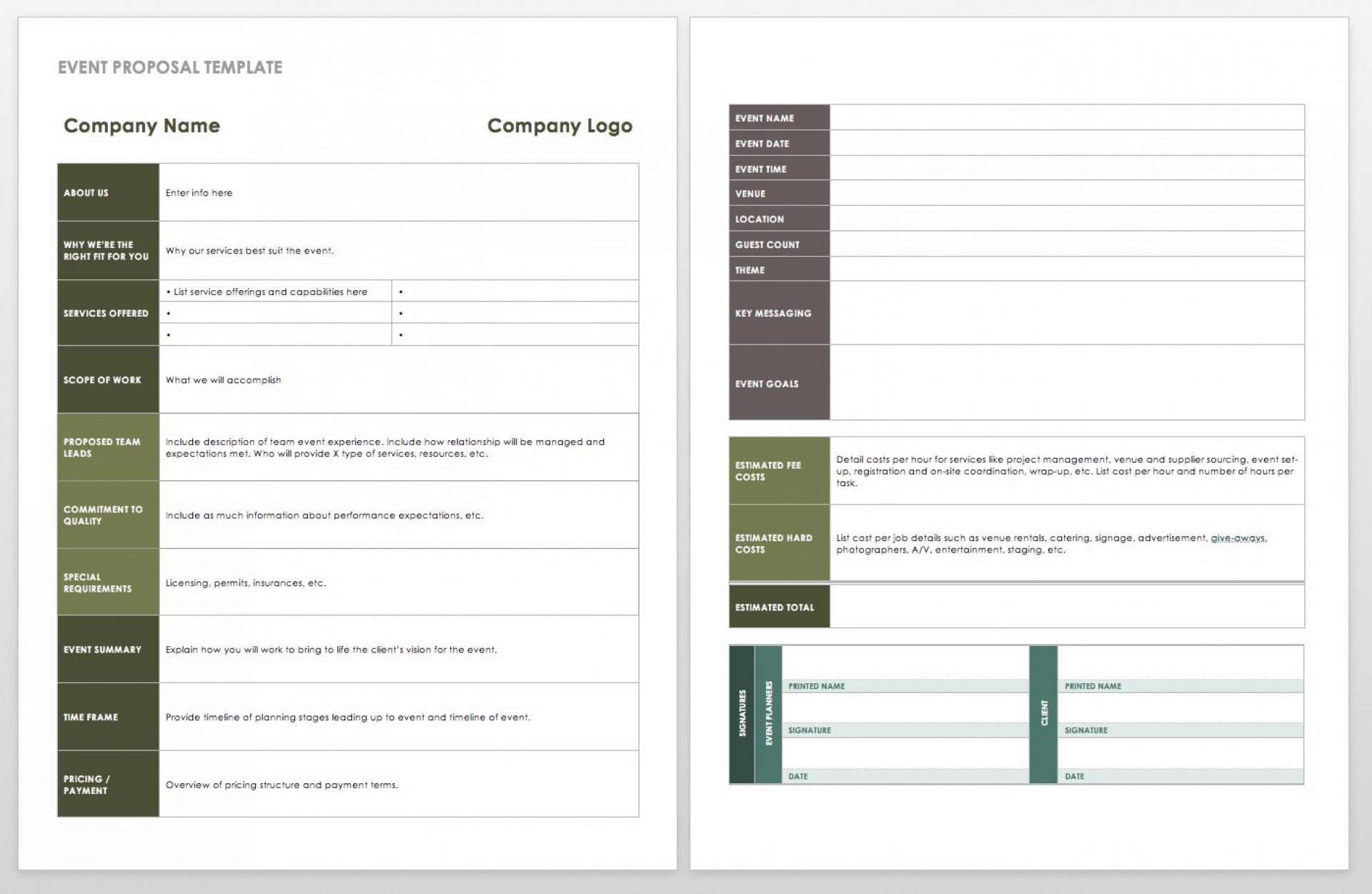 001 Plan Template Ic Event Schedule Microsoft ~ Tinypetition pertaining to Event Schedule Planner Template