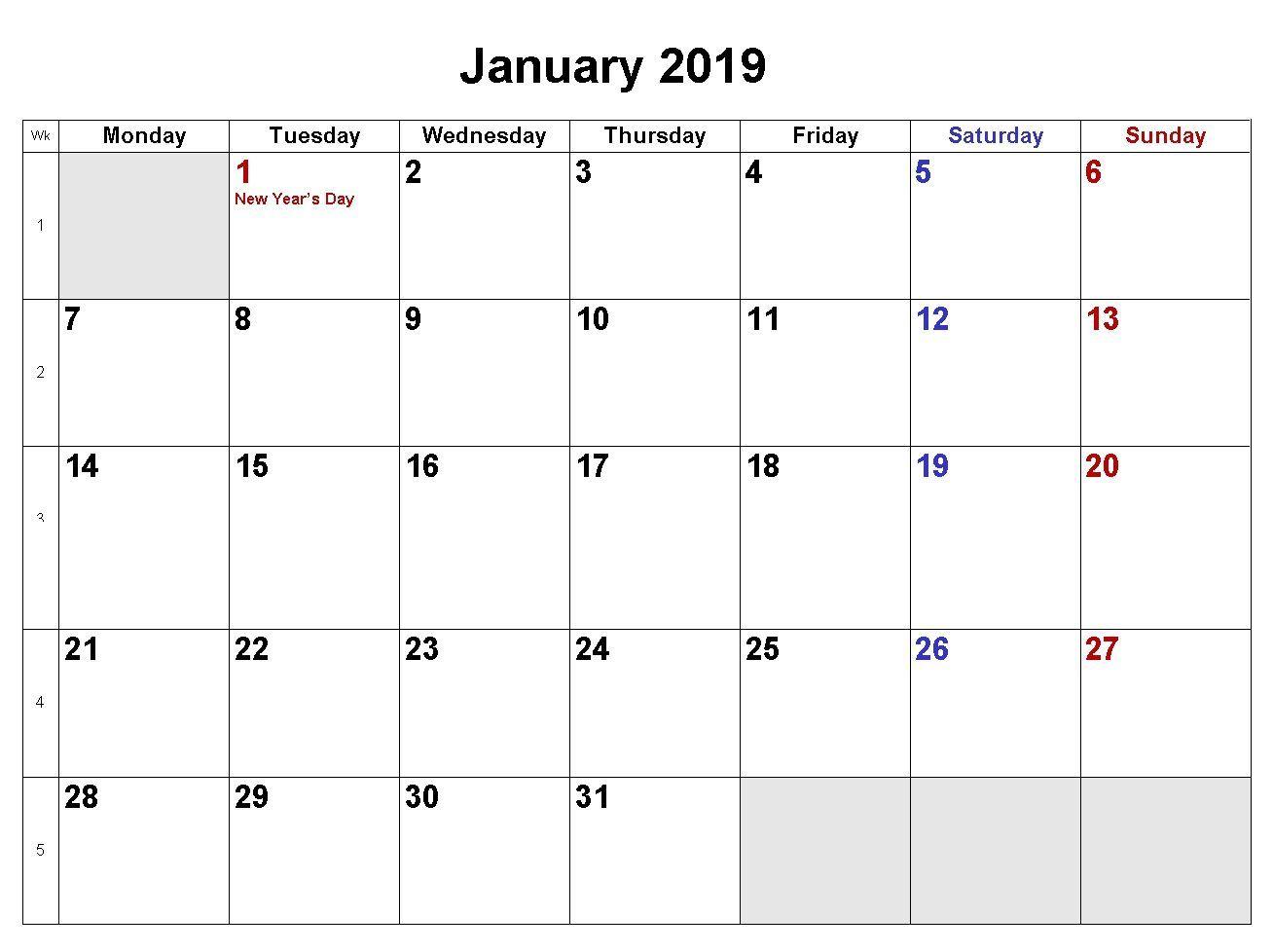 002 Free Printable Calendar Stupendous Word February 2019 March for Free Printable Calendar Templates Month
