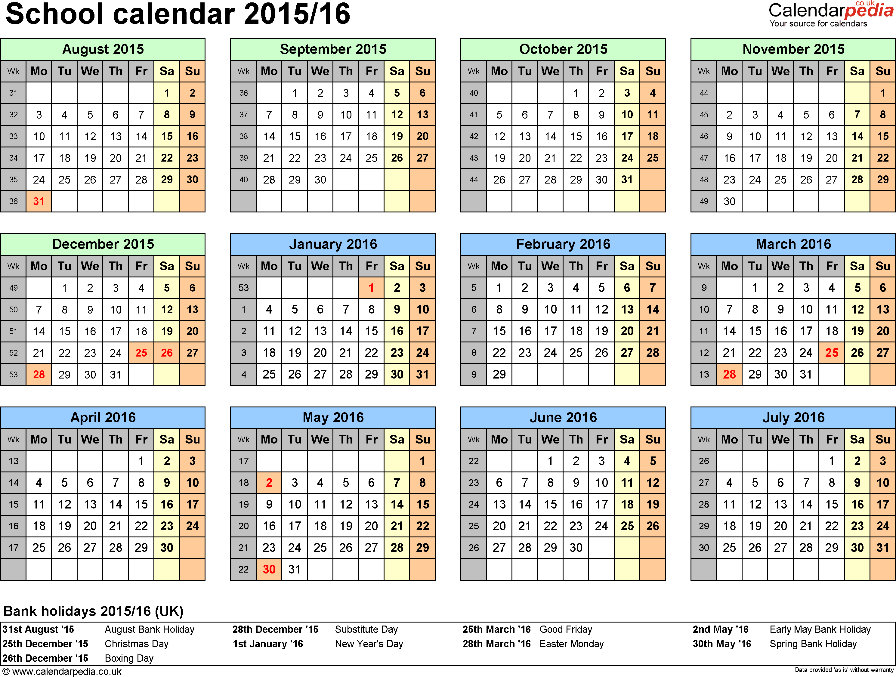 004 School Calendar Template Ideas Microsoft Magnificent Templates in 18 School Calendar Template