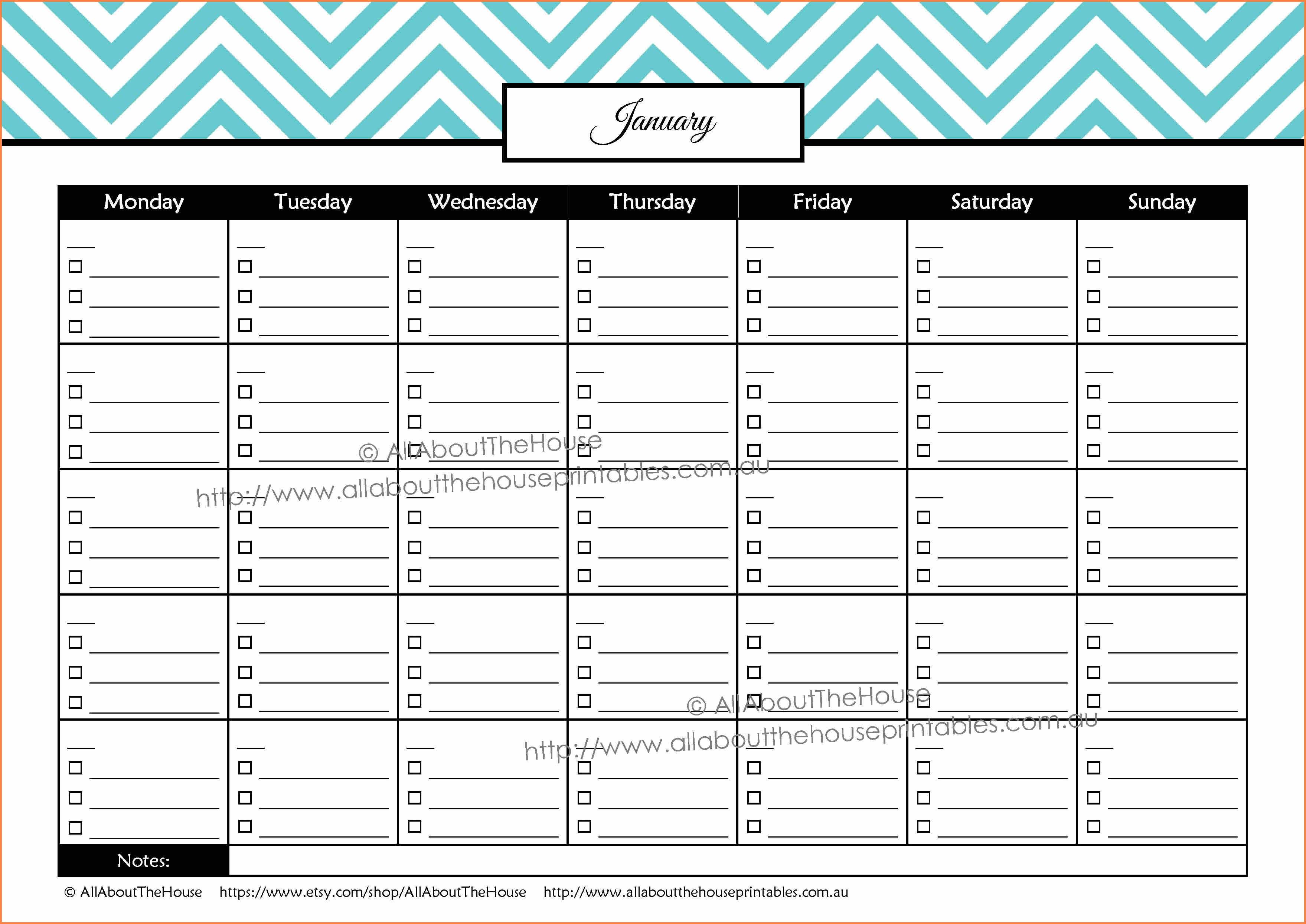 009 Bill Pay Calendar Template Ideas Paying Free Printable 2016 inside Printable Monthly Calendar Templates Bills