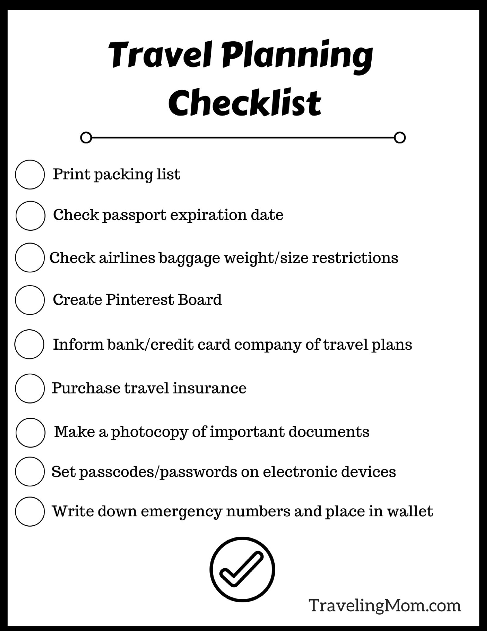 012 Plan Template Vacation Planning ~ Tinypetition intended for Planning Date Night Checklist Template