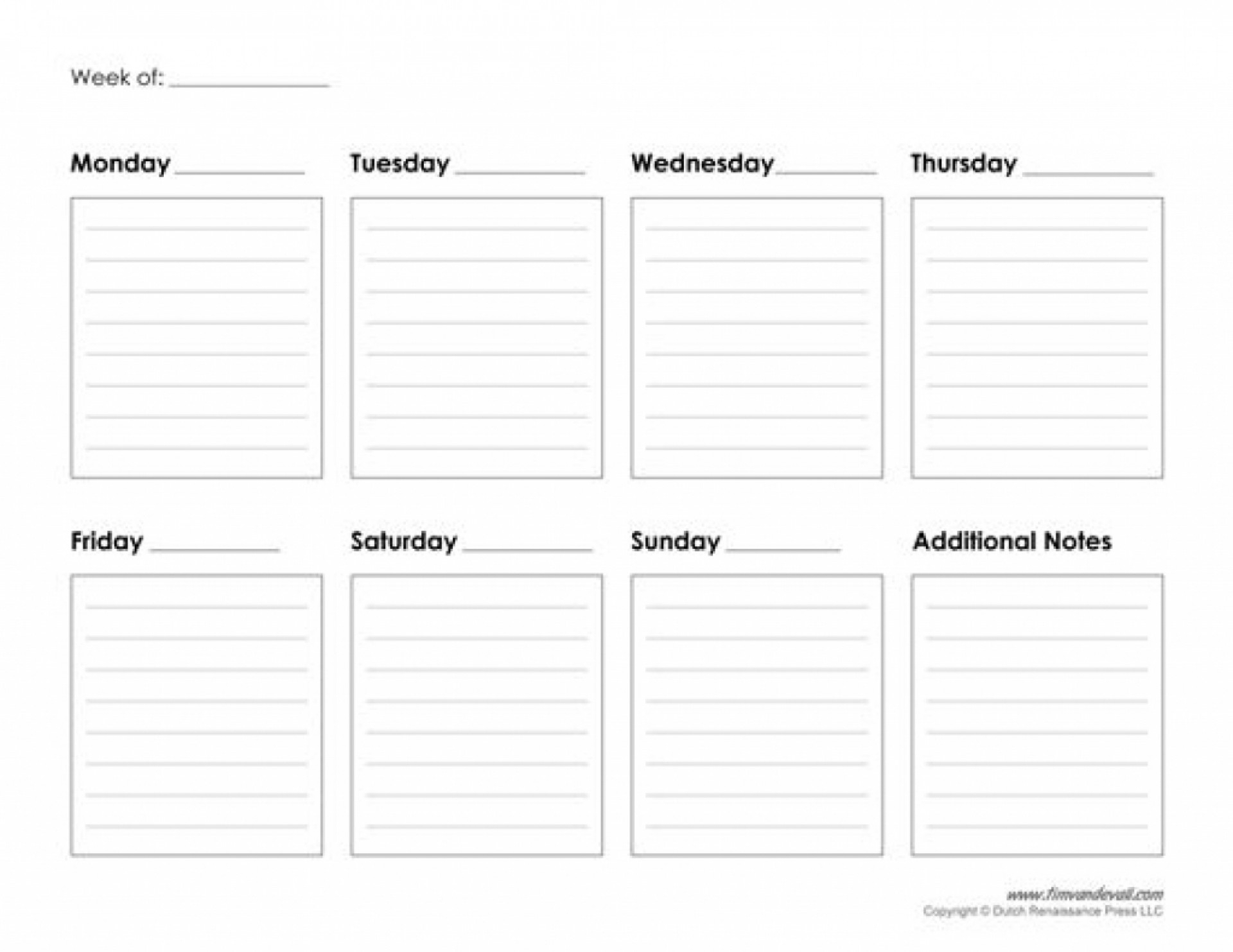 014 Fantastic Day Calendar Template Pictures Inspiration Entry Level with regard to 7 Day Weekly Planner Template Printable