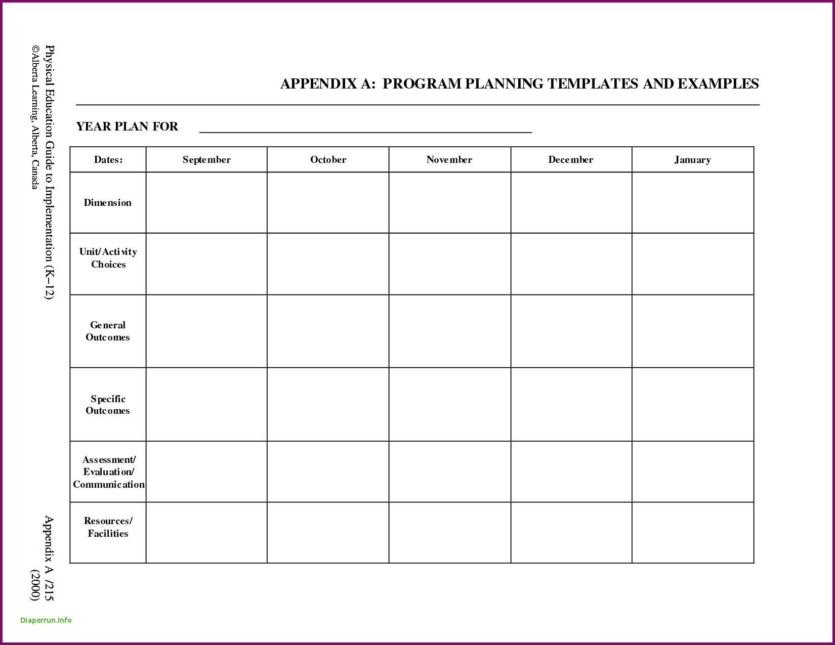 015 Monthly Lesson Plan Template Fresh Preschool Lareal Co Sample in Lesson Plan Template Printable Monthly