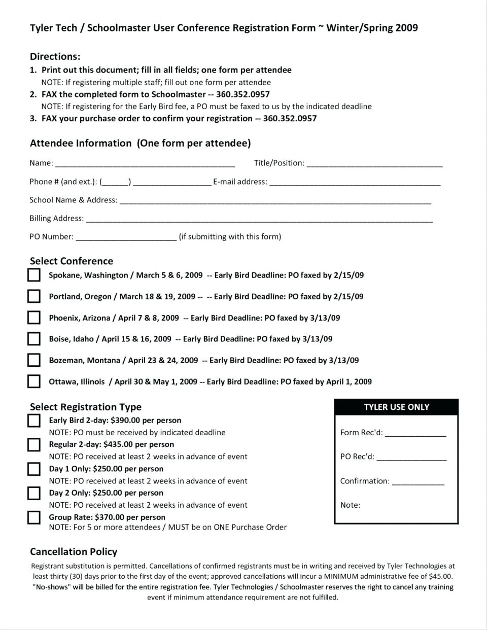 017 Template Ideas Registration Forms Word Form Feedback Templates with Free Download Blank Summer Camp Application