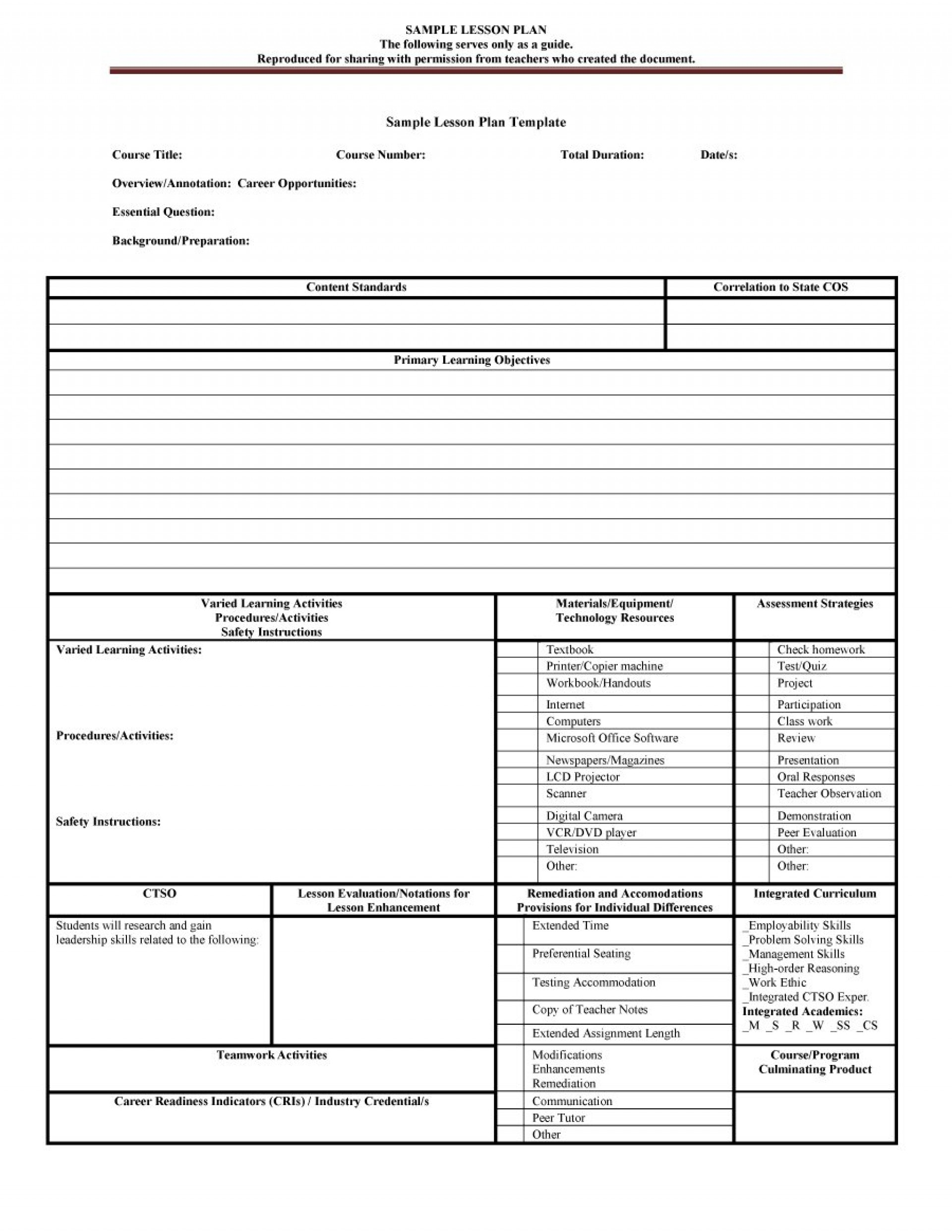 025 Editable Weekly Lesson Plan Template Templates Stirring Fillable throughout Tutoring Template To Fill Out Weekly