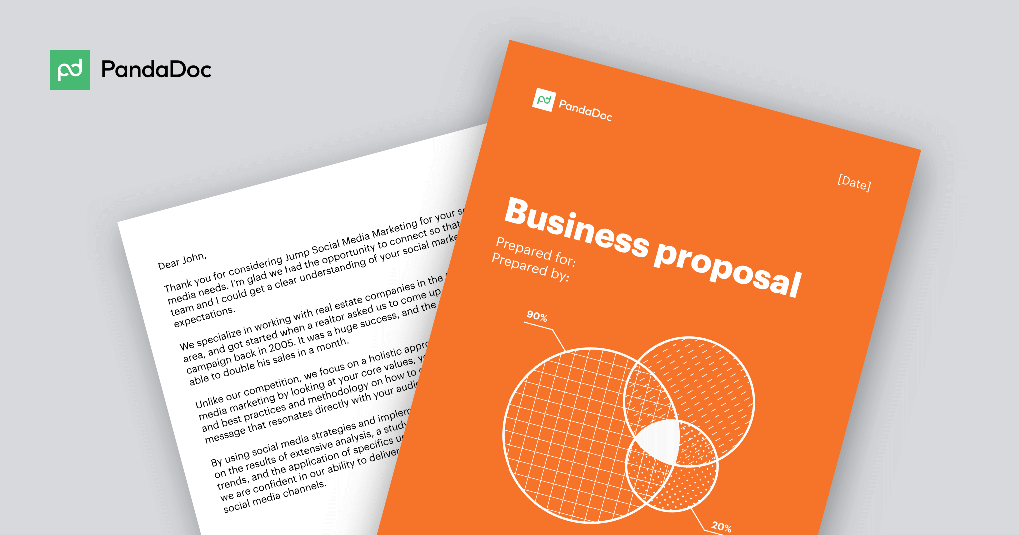 10 Steps: How To Write A Business Proposal [New Templates - 2019] inside Paint Proposal Template Word Doc