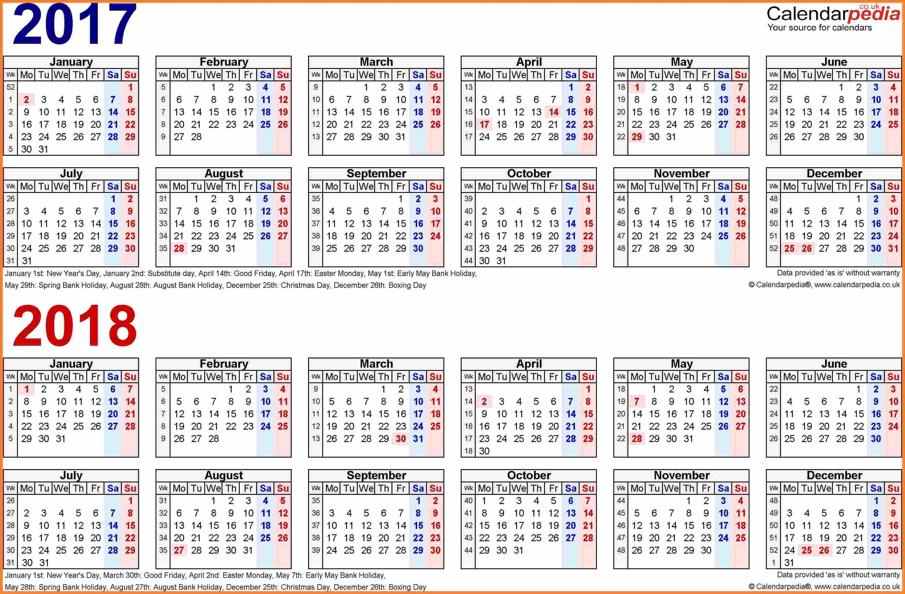 12+ Payroll Calendar Template 2017 | Secure Paystub with Biweekly Payroll Calendar Template