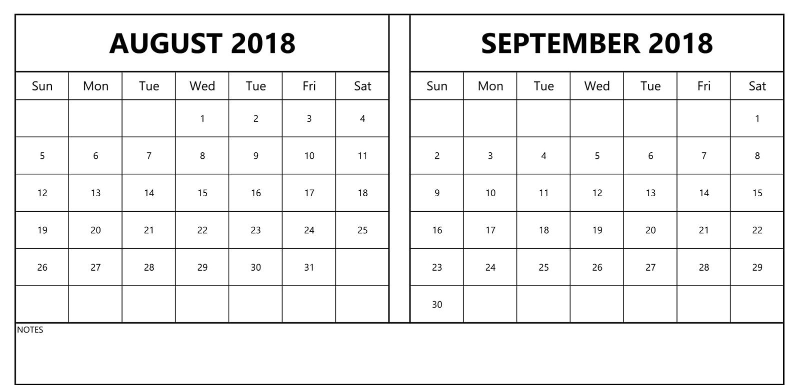 2018 Calander With Holidays August To December | Calendar Format Example within November Calendar For Quikcalendertemplate