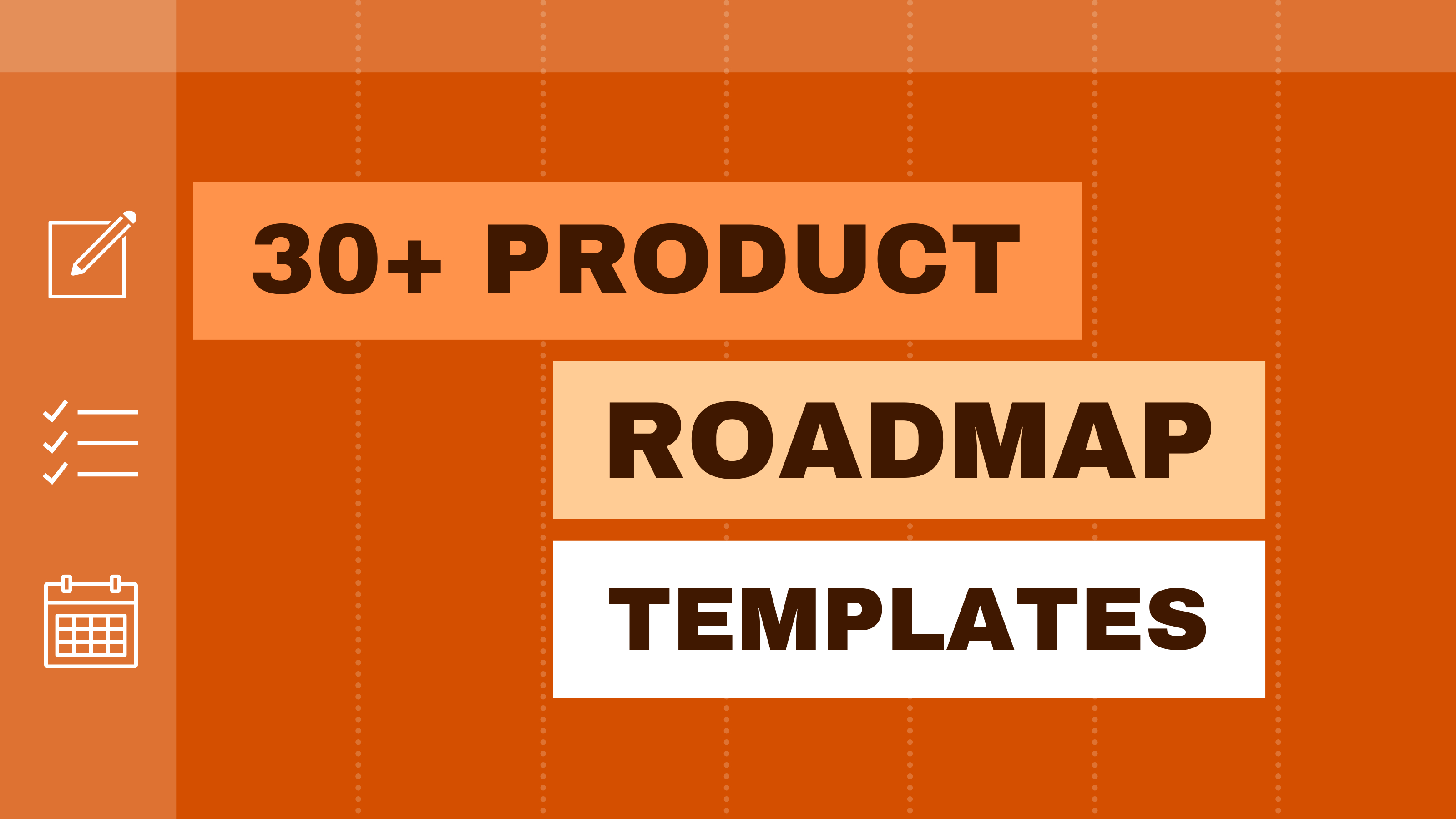 30+ Product Roadmap Templates, Examples And Tips - Venngage inside A Few Of My Favorite Things Template