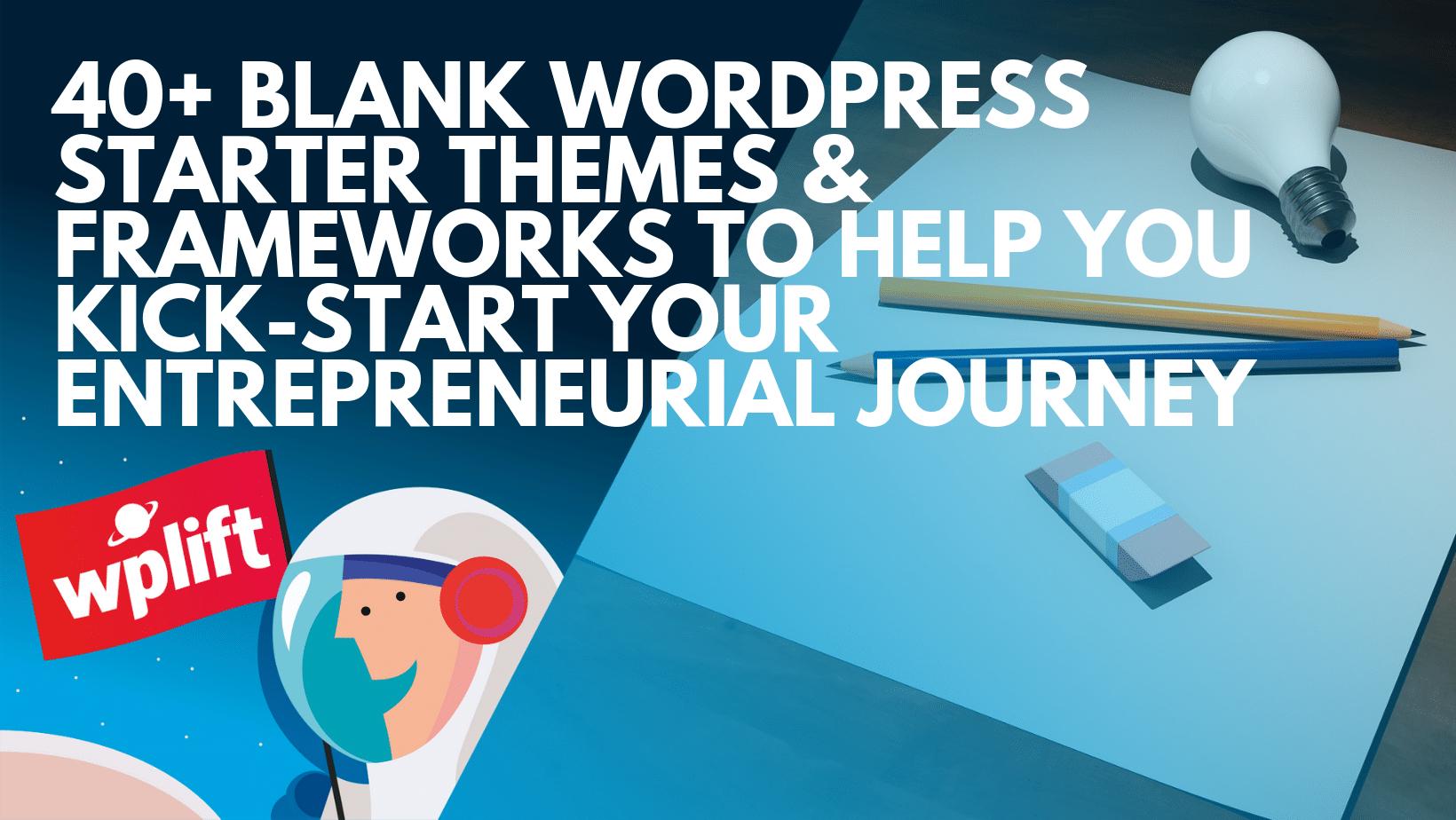 40+ Blank WordPress Starter Themes & Frameworks - The Ultimate List with Football Theme Blank Dates Calendar