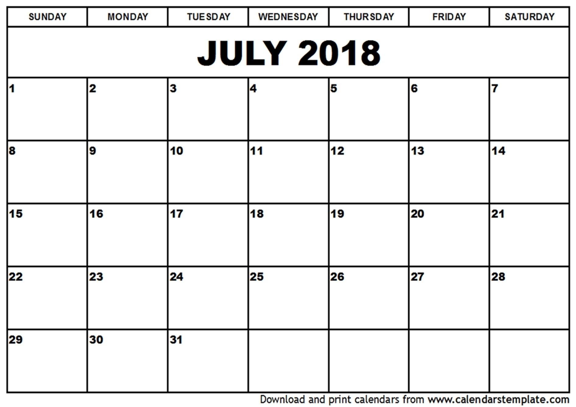 4X6 Blank Monthly Calendar Template | Template Calendar Printable within Free Monthly Calendar Templates 4X6