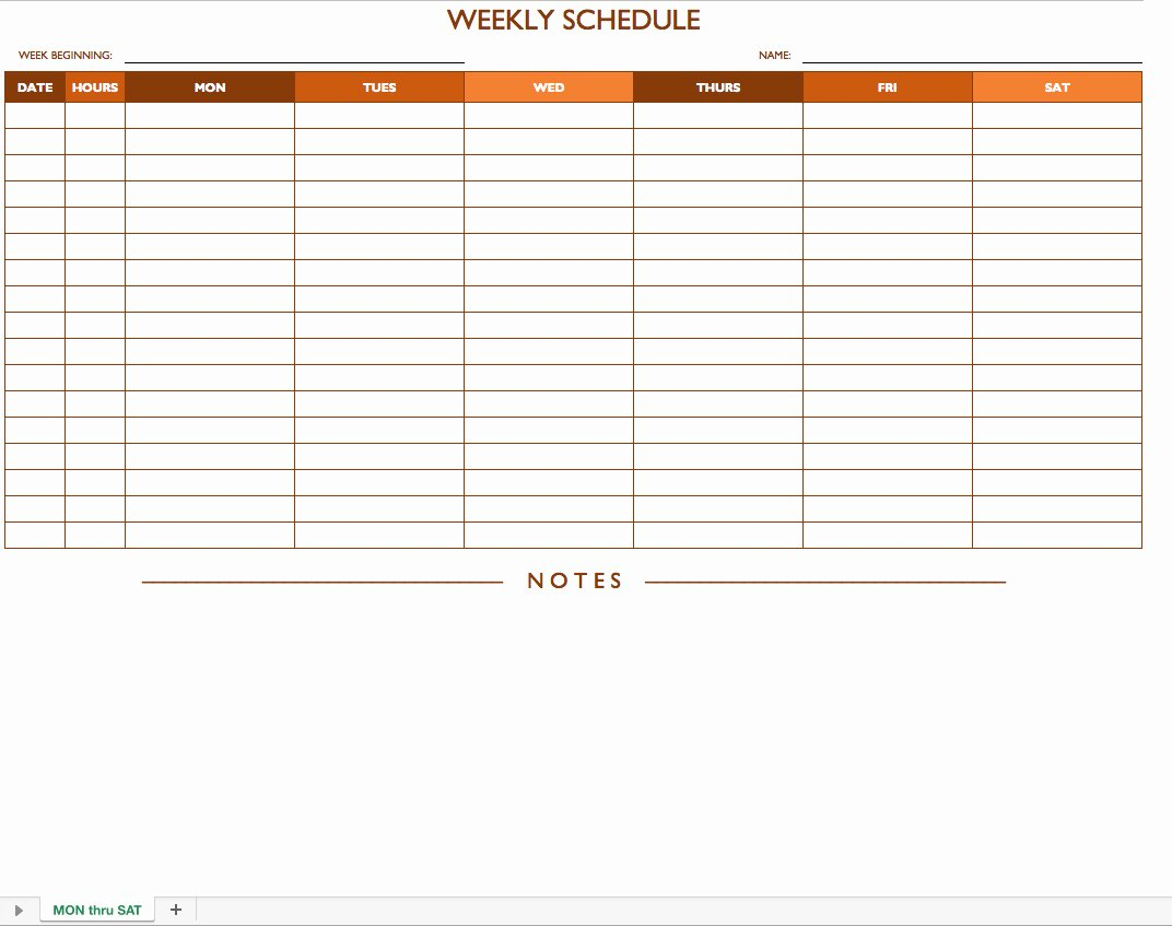 5 Day Schedule Template Portablegasgrillweber – Latter Example Template pertaining to 5 Day Work Schedule Template