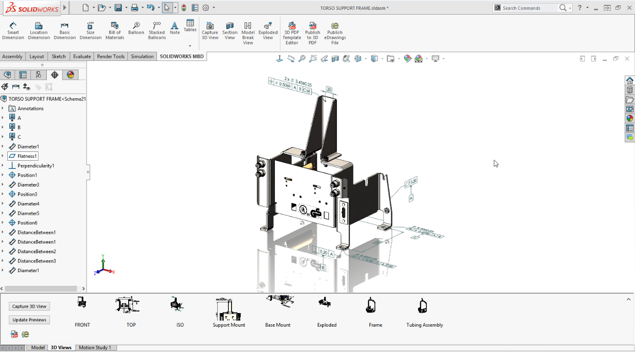 A Few Of My Favorite Things From Solidworks 2016 (Part 2 for A Few Of My Favorite Things Template