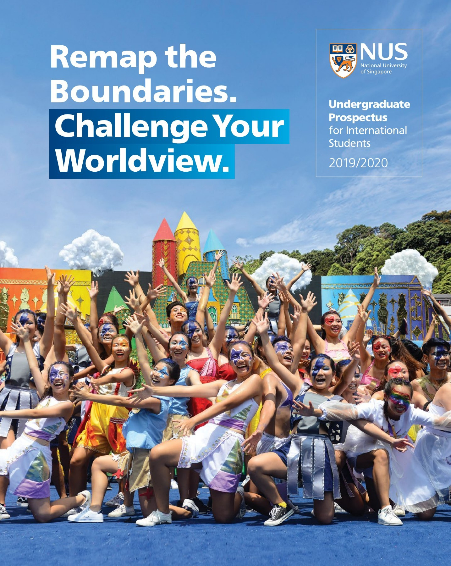 Ay2019/2020 Nus International Prospectus in Nus School Term 2019 2020