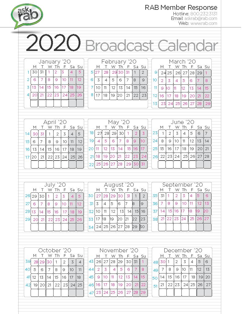 Broadcast Calendars | Rab regarding Football Theme Blank Dates Calendar