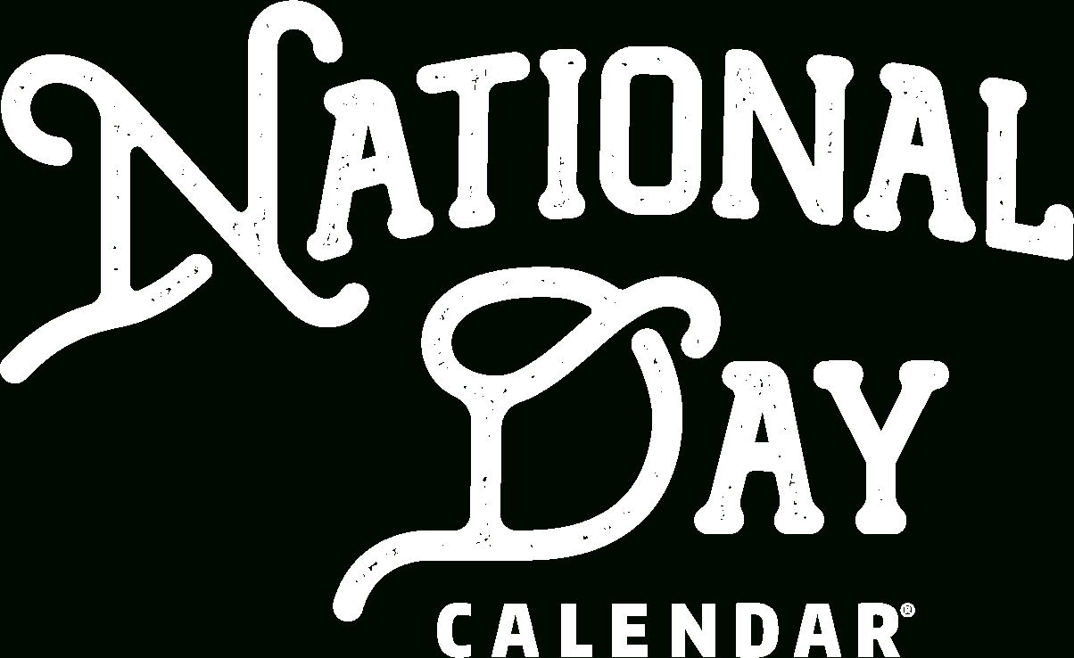 Calendar At A Glance - National Day Calendar with regard to National Day Calendar Blank