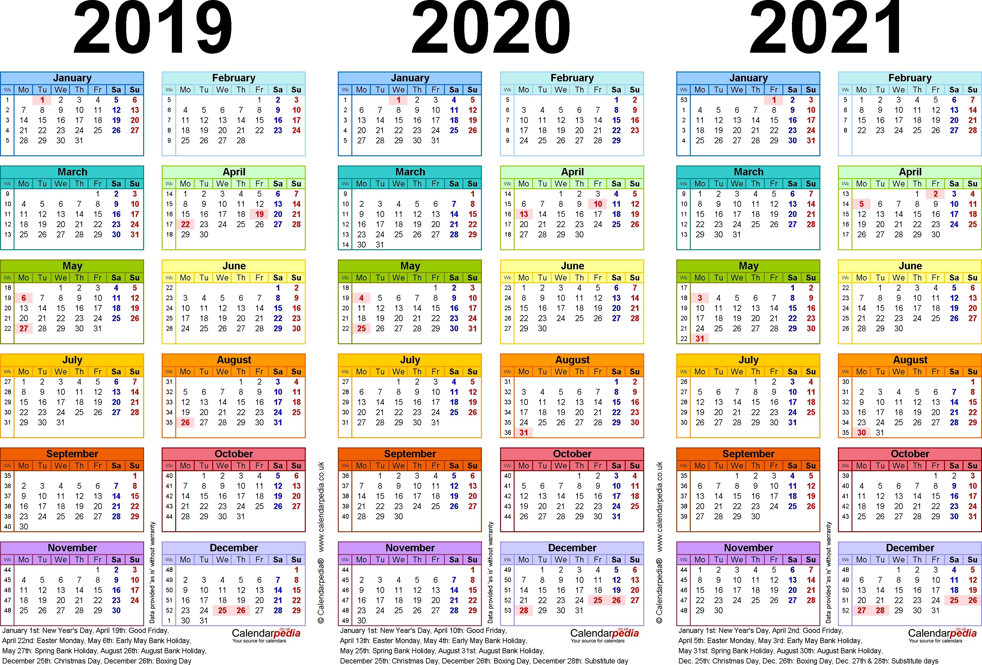 Calendar July 2019 To June 2020 | Template Calendar Printable with regard to Printable Calendars July 2019 To June 2020