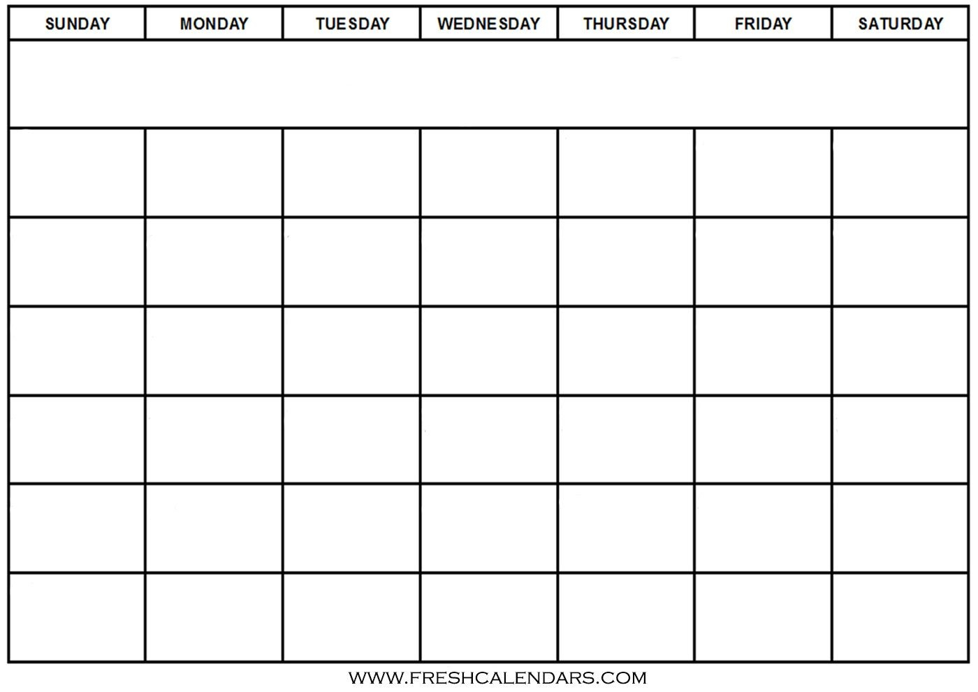 Calendar Template Free Printable Blank Calendar Wonderfully with regard to Free Blank Calendar Sheets