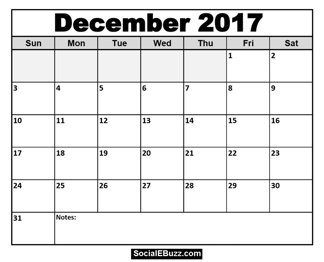 Category: Calendar 120 | Otohondalongan pertaining to Blank Printable Calendar December