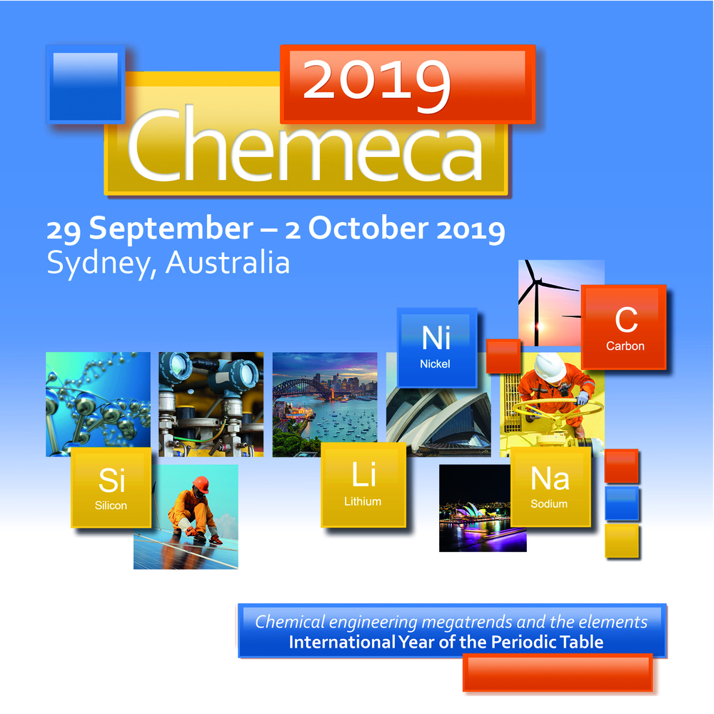 Chemeca 2019 - Event Management - The Royal Australian Chemical in Community Calender Sydney October 2019