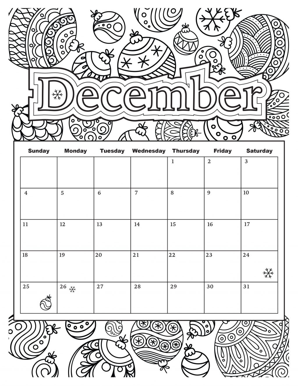 Coloring Page ~ Coloring Book Templates December Calendar Free in Free Printable Adult October Calendar 2019 Coloring Sheets