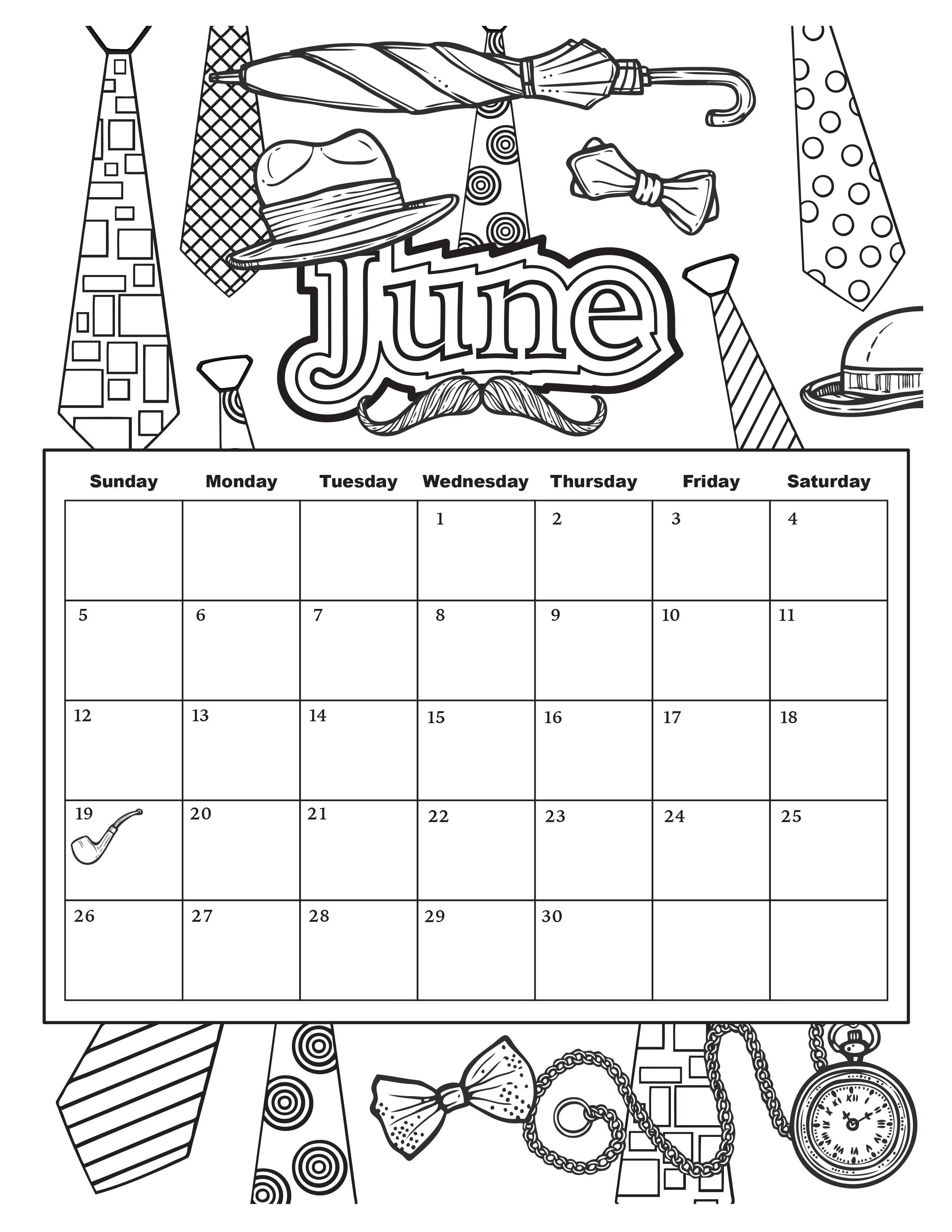 Coloring Pages October Calendar 9 Adults | Calendar Template Etknlik regarding Free Printable Adult October Calendar 2019 Coloring Sheets