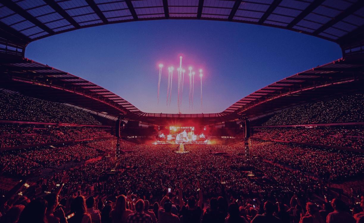 Concert Management - Pioneer Venue Solutions pertaining to Venue Stadium To Do Checklist Template