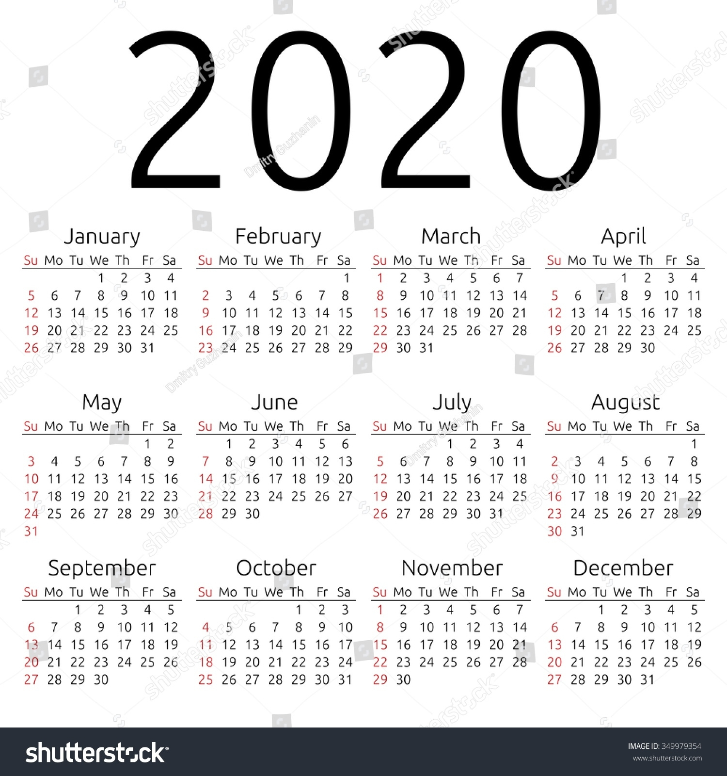 Dashing 2020 Calendar With Week Numbers • Printable Blank Calendar throughout 2020 Calendar With Week Numbers In Excel