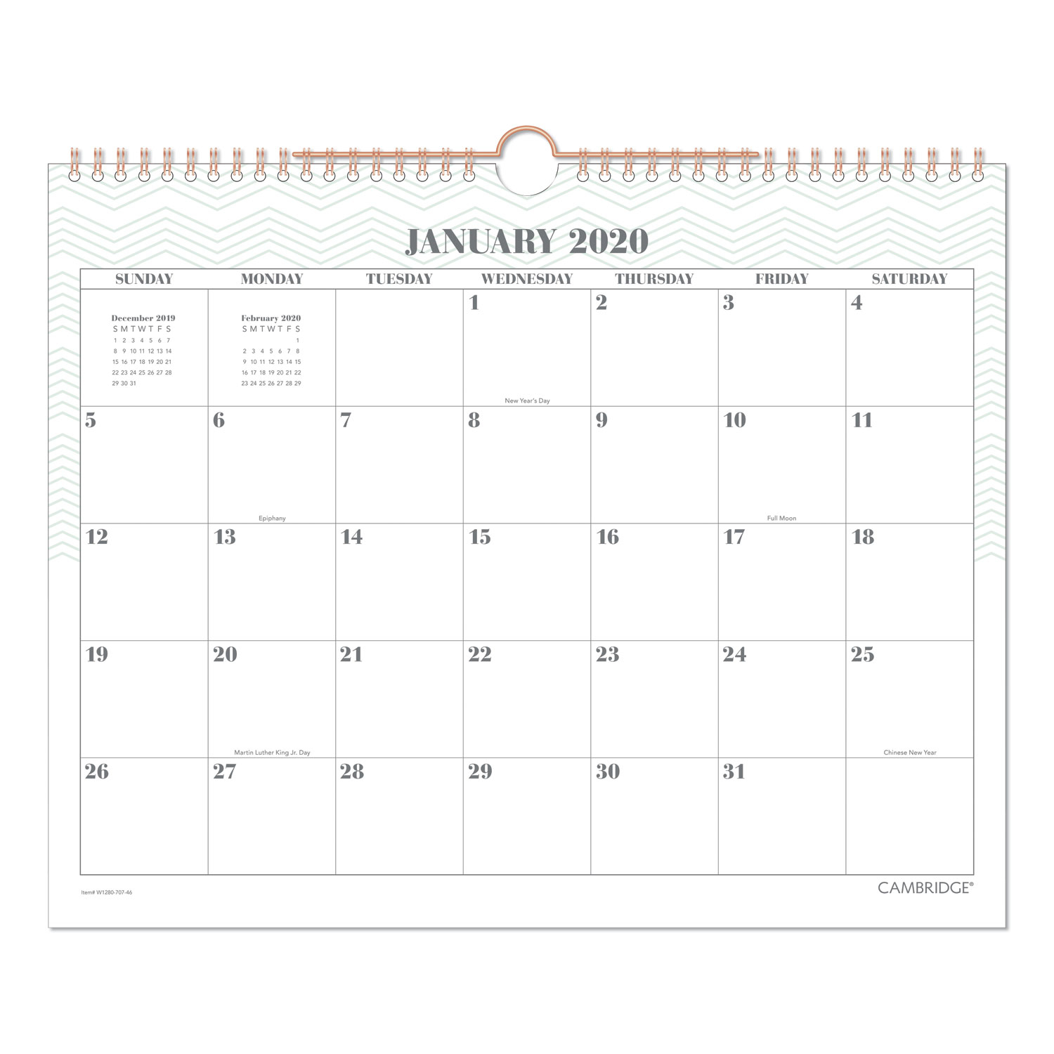 Details About Workstyle Wall Calendar, 14 7/8 X 11 7/8, Mint, 2020 with 2020 Calendar For 5.5 X 8.5