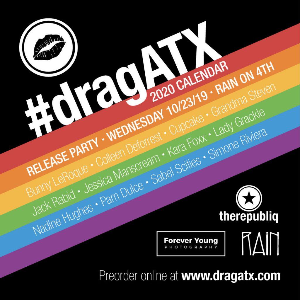 Dragatx 2020 Calendar - Therepubliq with Stephen F Austin 2019 2020 Calendar
