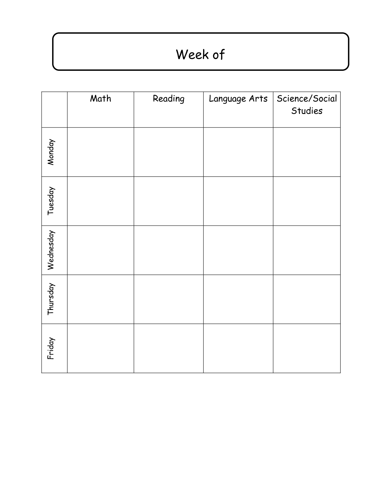 Editable Daily Schedule Template Large Blank Spider Plan Holidays pertaining to Large Blank Editable Spider Plan Template
