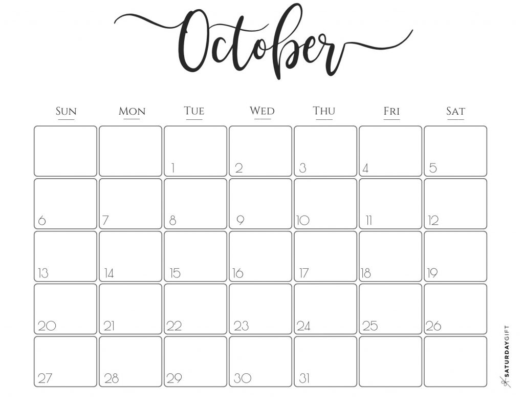 Elegant 2019 Calendar {Free Printables} | Saturdaygift inside 2019 2020 Girly Calendar Printable