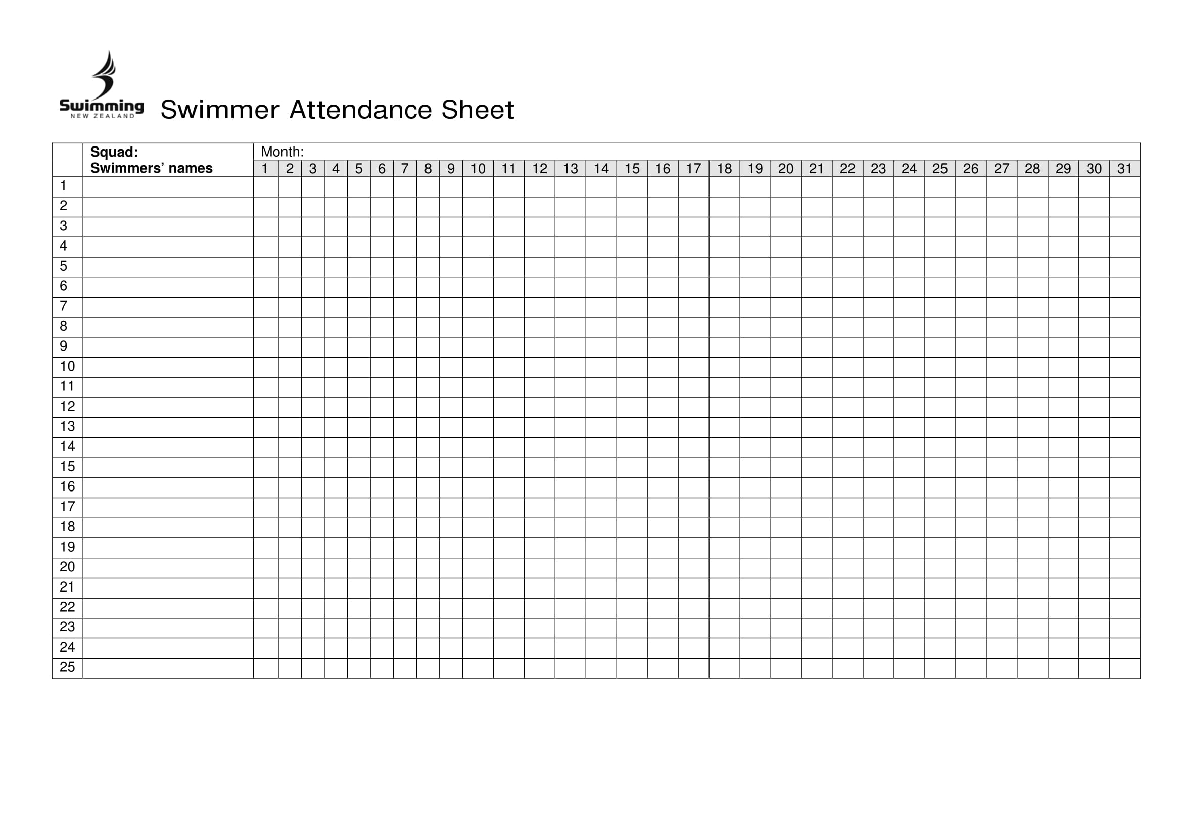 Format For Attendance Sheet - Falco.ifreezer.co throughout Day Care Attendance Sheet Template