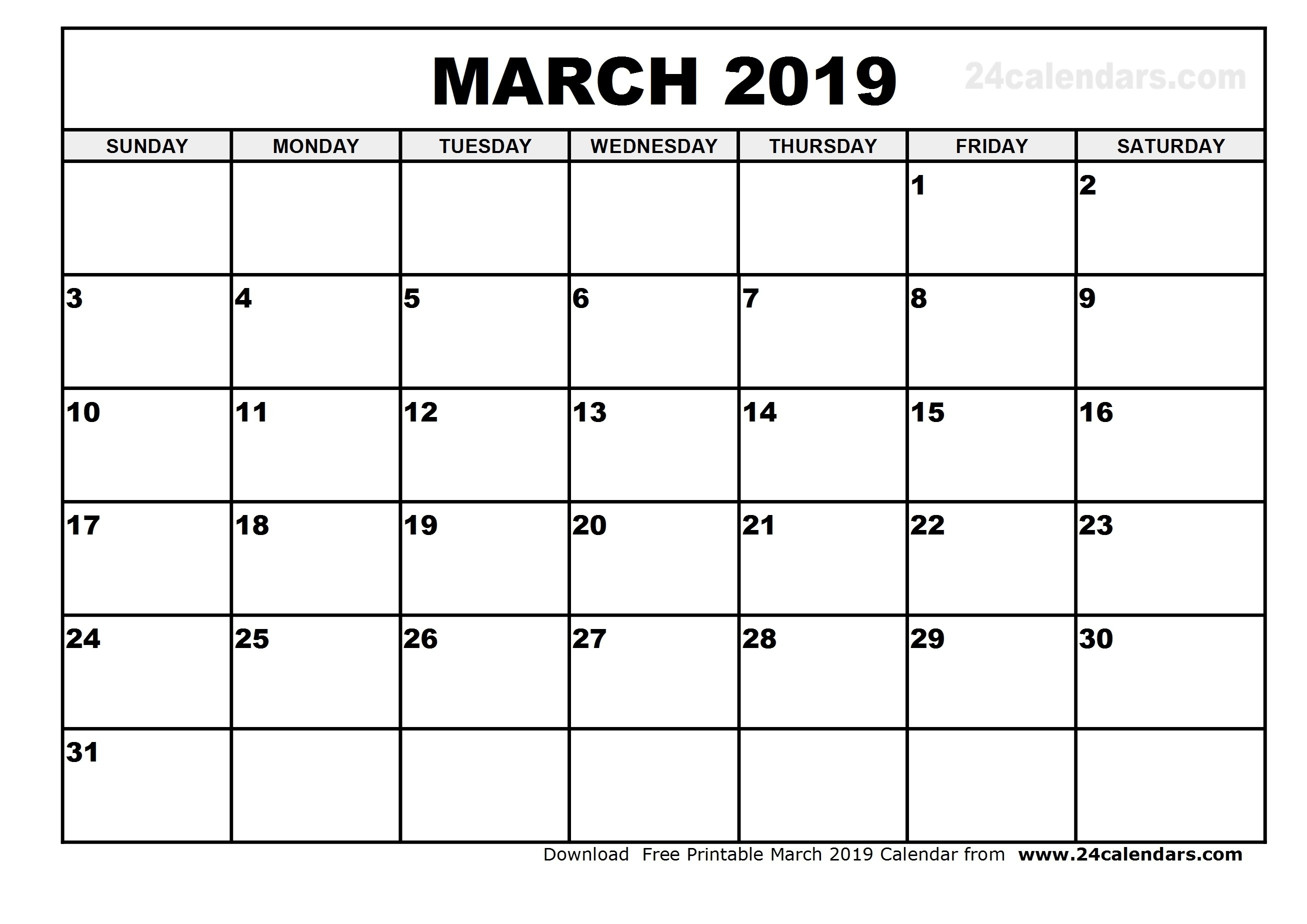 Free 6 Month Calendar January To June 2019 Template | Printable regarding Blank Calendar Template Monday To Friday Only