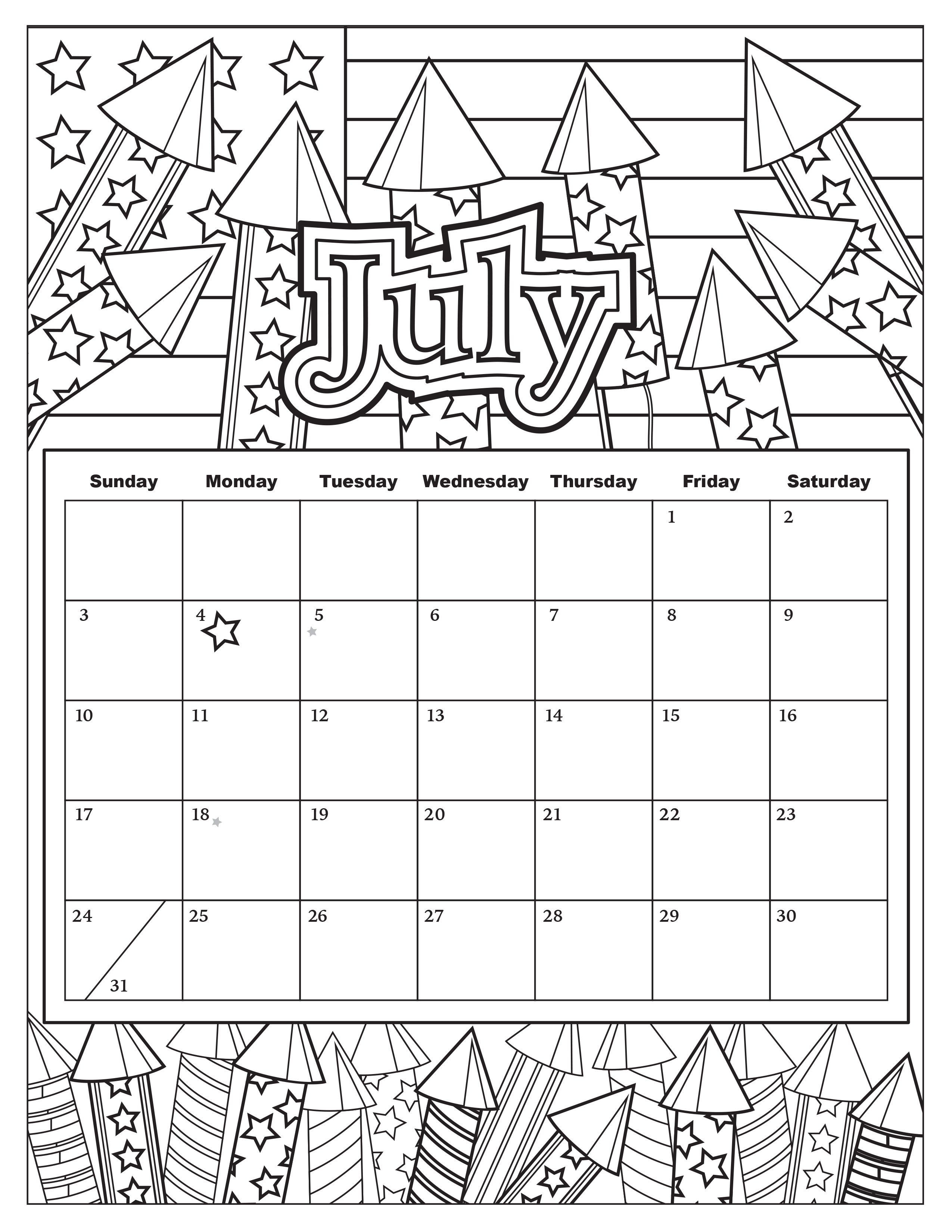 Free Download: Coloring Pages From Popular Adult Coloring Books throughout Coloring Pages October Calendar 2019 Adults