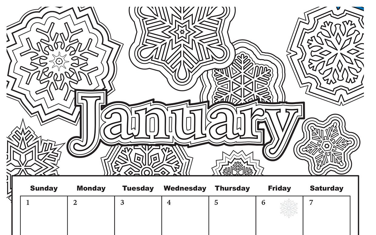 Free Download: Coloring Pages From Popular Adult Coloring Books with regard to Coloring Pages October Calendar 2019 Adults