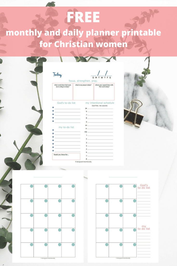 Free Planner Printable | Clothes | Daily Planner Printable, Free pertaining to Catholic Daily Planner Template Printable Free