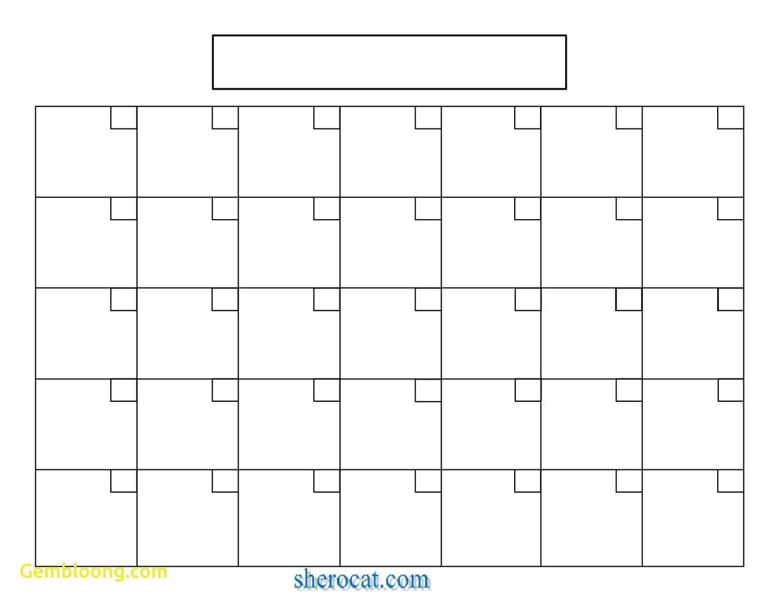 Free Printable Blank Calendar Pages Printable Calendar Templates with regard to Template Of A Blank Calendar Of A Month