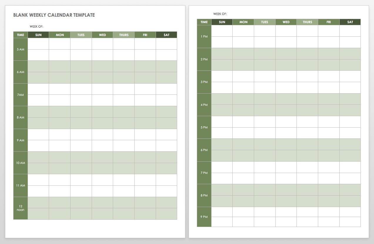 Free Printable Daily Calendar With Times Holidays Time And Date within Blank Time And Date Calendar