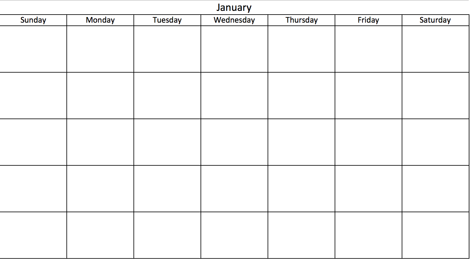 Free, Printable Excel Calendar Templates For 2019 & On | Smartsheet inside Fill In Calendar Template Printable