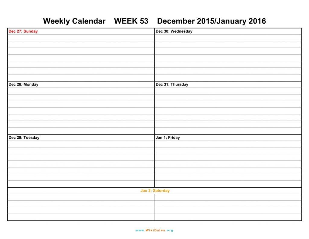 Free Printable Weekly Calendar Tes Blank June Schedule | Smorad intended for Blank 4 Week Calendar Printable