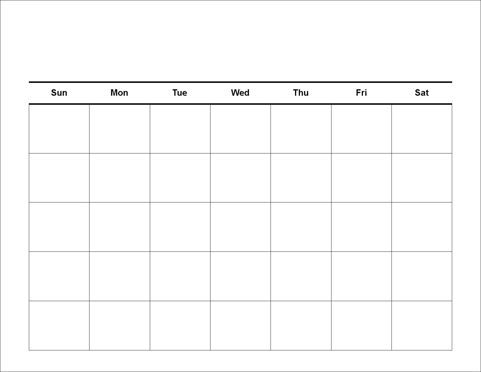 Free Two Week Calendar Template Printable Schedule Grid | Smorad throughout 2 Week Blank Calendar Template