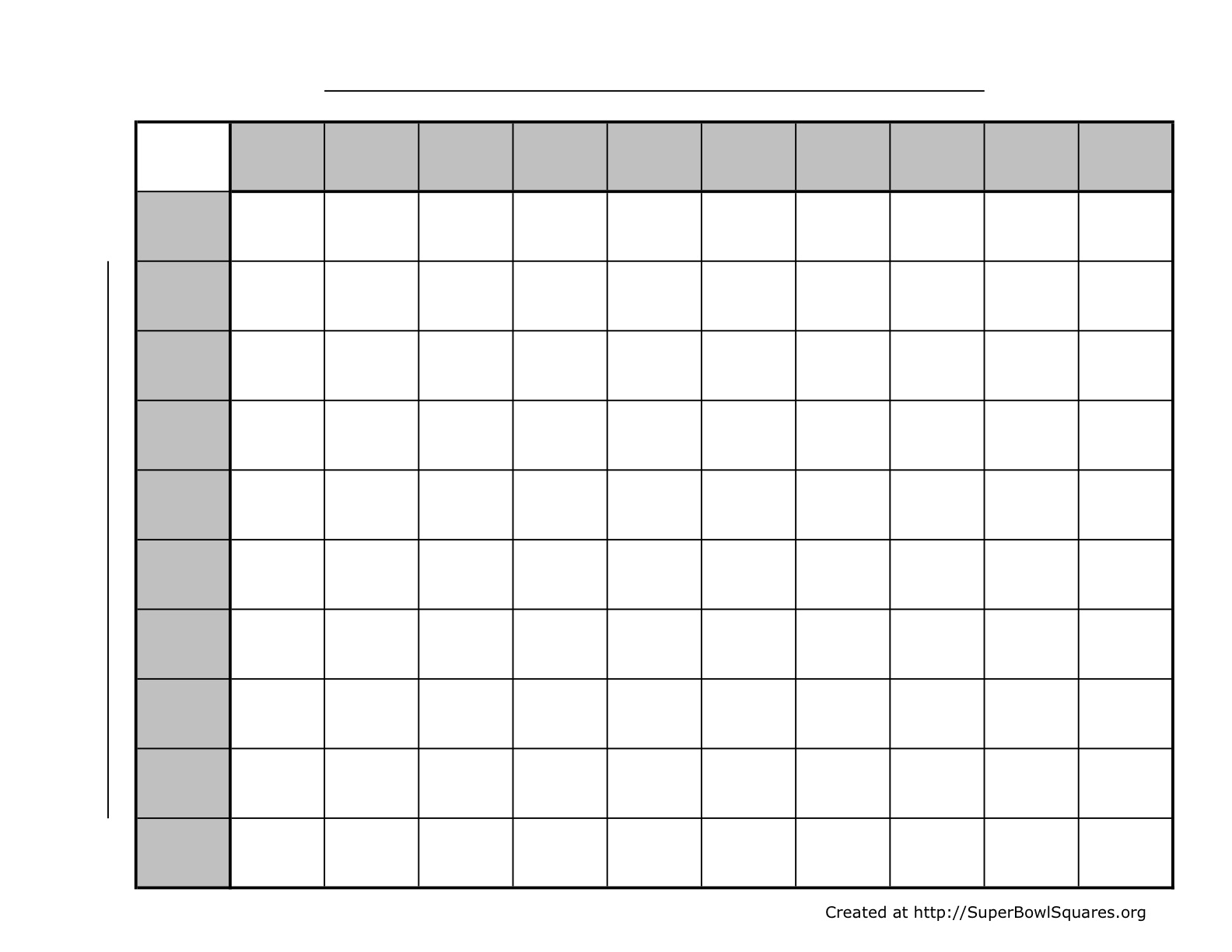 How To Play Football Squares pertaining to Football Theme Blank Dates Calendar