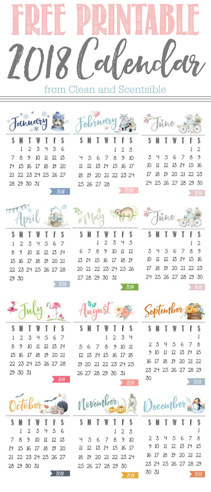 Index Of /wp-Content/uploads/2018/03/ with Cute Yearly Calendar Template