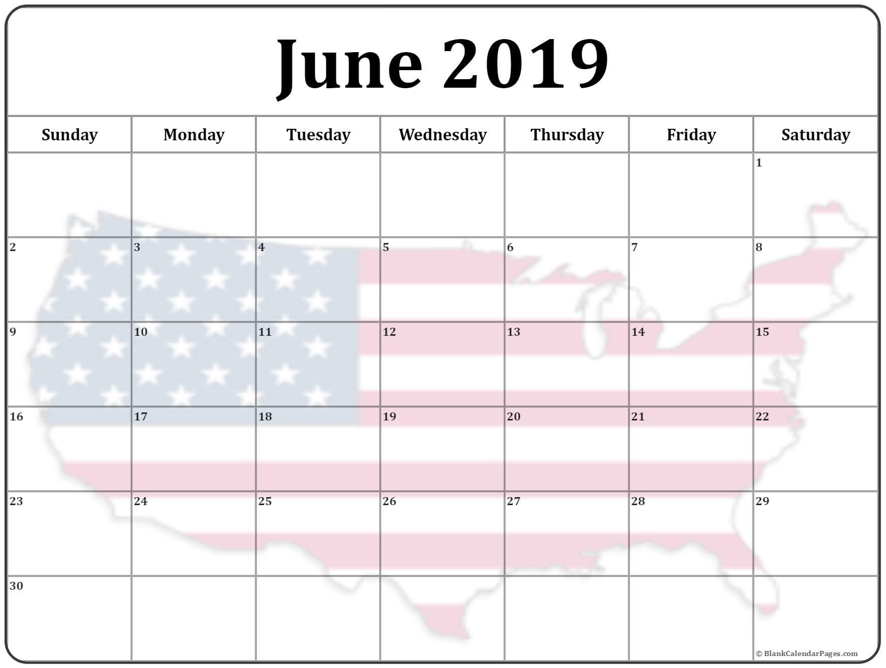 June 2019 Calendar Australia - Free Printable Calendar, Templates with regard to Calendar June Template Australia