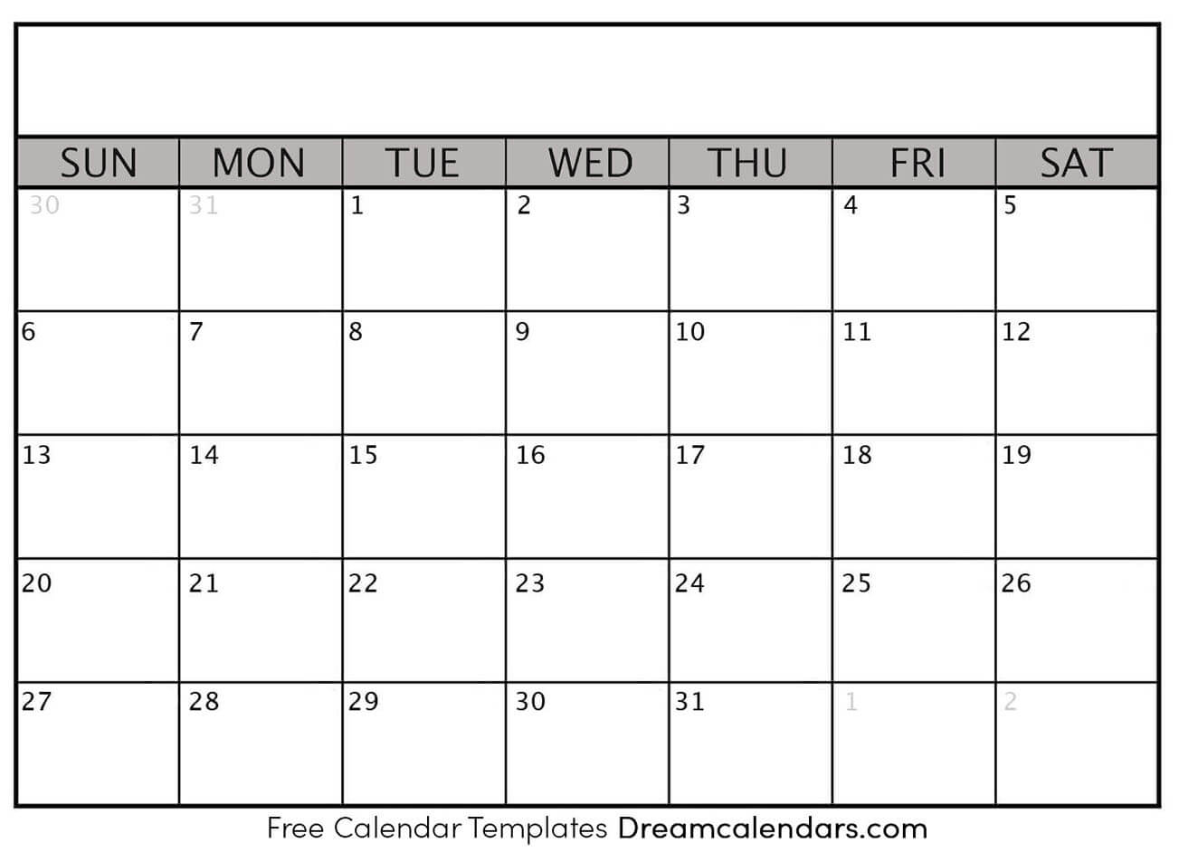 Ko-Fi - Blank Printable Calendar Templates - Ko-Fi ❤️ Where in Blank Printable Calendar Pages