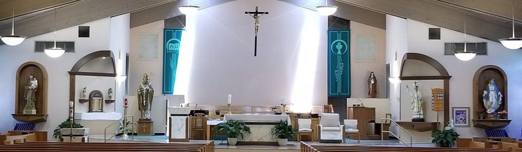 Liturgical Calendar – St. Patrick Catholic Church within Free Catholic Liturgical Calendar For 2020