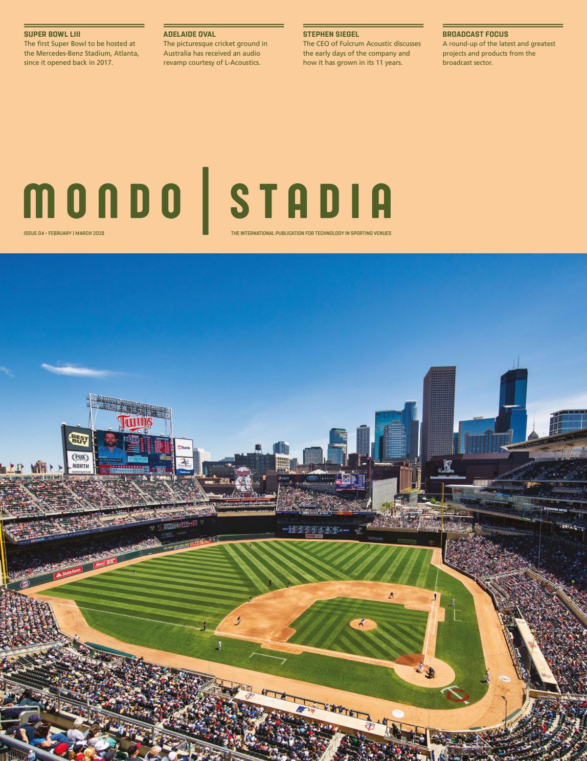 Mondo | Stadia - Issue 04 with regard to Venue Stadium To Do Checklist Template
