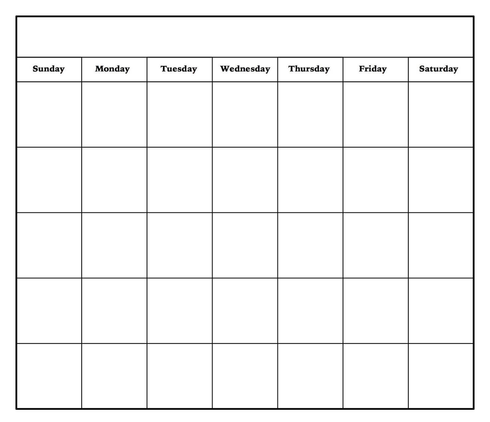 Monthly Calendar Template Excel Sheet | Printable Templates within Template For Calendar By Month