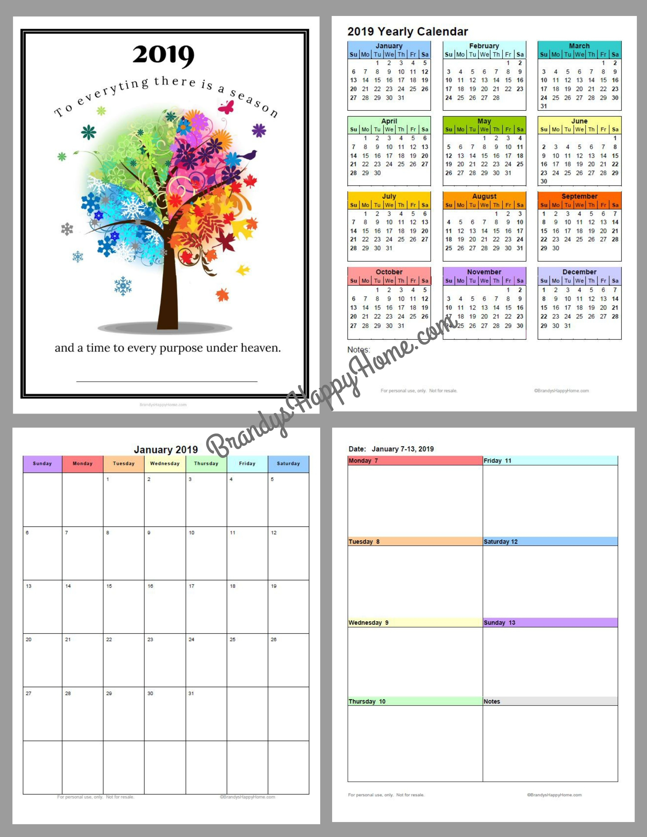 Monthly Planner Template For Children | Calendar Printing Example pertaining to Monthly Planner Template For Children